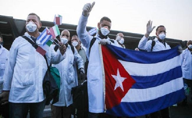 쿠바는 여전히 옳다, 적어도 코로나19의 '급습'을 받는 지금