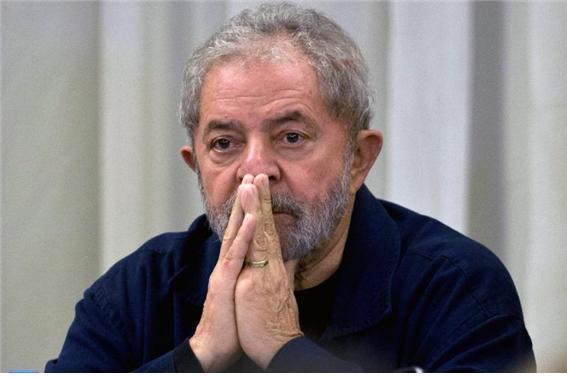 브라질 전 대통령, 룰라 데 실바